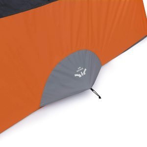Core Cabin Tent - Air Intake Ventilation