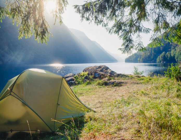 How to Choose a Good Camp Site