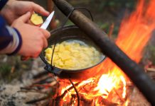 Ultralight Backpacking Recipes