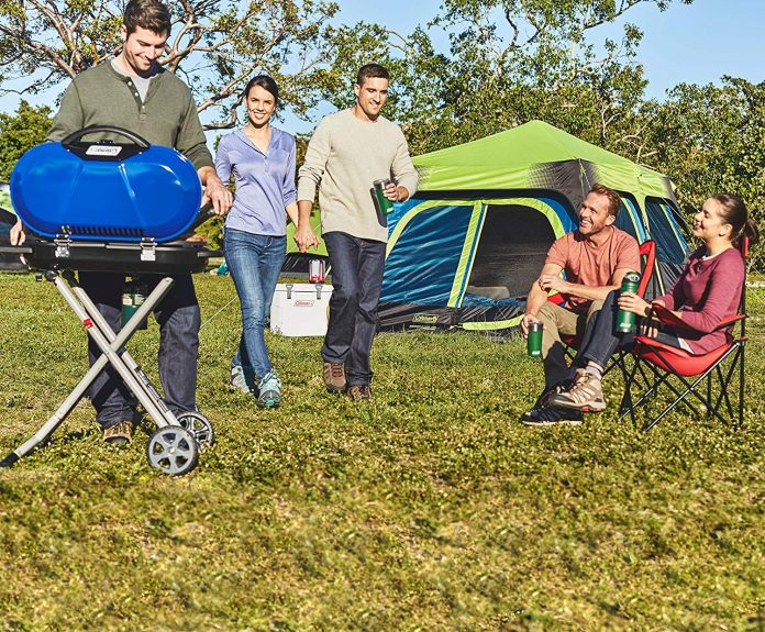 Coleman Family Cabin Tent