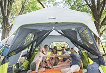 Friends In The Core 9 Person Instant Cabin Tent