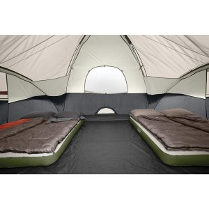 Red Canyon Tent Interior Size