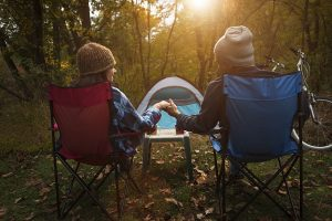 Comfortable Padded Camping Chairs
