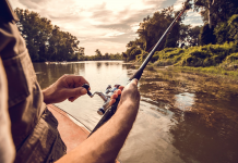 Best Backpacking Fishing Poles