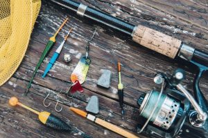 Fishing Rods for Backpacking & Hiking
