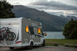 RV Using Battery While Boondocking